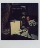 editing the movie 1977