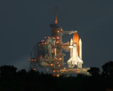 STS-114 at Dawn on 39B