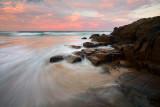 Coolum Cove Sunset