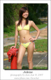 Bikini Shoot @ Tanjong Beach