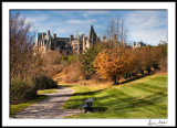 Biltmore from gardens