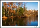 Biltmore Fall Reflection