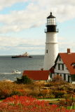DSC07042.jpg sumac at Portland HEAD LIGHT ... BUSY DAY... TANKER, TUGS, AND LOBSTERING!!! MAINE DONALD VERGER