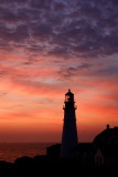 PINK AND PURPLE DAWN........DSC09364.jpg Portland Head Light