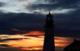 DSC06844_2.jpg THE WISPY MOMENT JUST BEFOR SUNRISE  at portland head light
