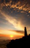 DSC09998_2.jpg lone angler at portland head light maine , dawn