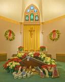 St.Joseph's Chresh on the Altar