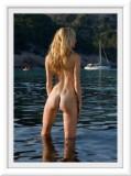 Jenny at sailboat bay