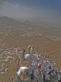 on top of jebel nour