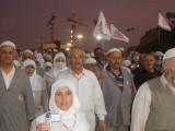 (The Ottomans)Turkish pilgrims in Mina