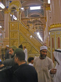 His minbar