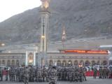Masjid el kheif in Mina,various prophets prayed here.