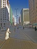 Medina city center.