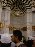 The new mihrab