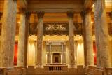St. Paul Capitals interior Pillars