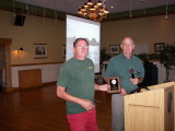 BEST CENTURY AWARD - CLASSIC RUNABOUT  - BILL KIESEL - Le Baron