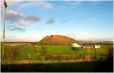 Between Edingburgh and Glasgow