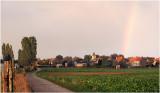 Rainbow over Humelgem