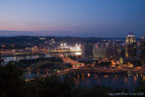 31503  - Downtown Pittsburgh and PNC Park