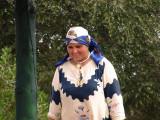 Femme tunisienne