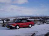1991 SAAB 900 Convertible