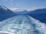 crossing Prince William Sound