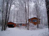 Tulakes in Winter