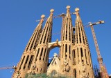 The master pierce of the master, Sagrada Familia