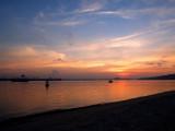 Sunrise at Punggol seaside