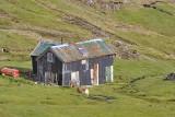 Old house outside Torshavn