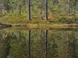 Mirror, Lifjell, Telemark, Norway