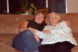 Ranae and G-Grandma