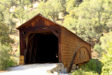 Covered Bridge on Yuba River