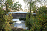 Covered Bridge at Centerville