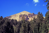 The cinder cone at Lassen