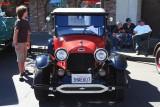 Nice old one (the car, folks, the car)