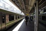 Yamanote line Harejuku station