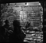 Newsstand, Bryant Park