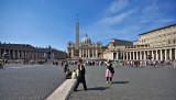 St. Peters Basilica - Vatican City