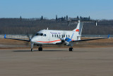 A new aircraft for TransWest Air.
