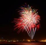 Fireworks and Lightning