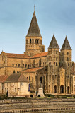 Cathedral in Paray-le-Monial