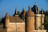 Castle in La Clayette