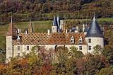 Burgundian chateau