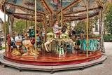 Carousel in Beaune