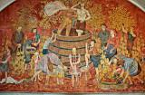 Wine tapestry, Beaune