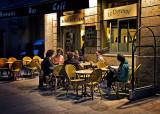 Le Doyenne at night, Lyon