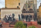 Mural in Beaune