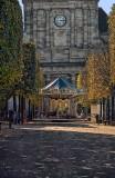Carousel in Autun