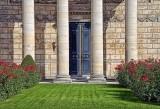Stately door